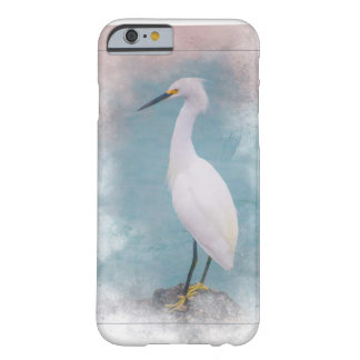 Yellow footed snowny egret - fishing in Florida! Barely There iPhone 6 Case