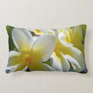 Yellow Frangipani  pillow