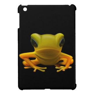 Yellow Frog Case For The iPad Mini