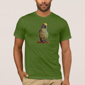 Yellow Fronted Amazon Parrot T-Shirt