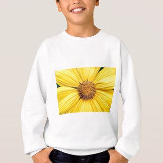 Yellow Gerbera Daisy Background.jpg Sweatshirt