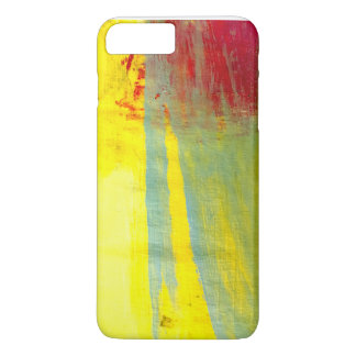 yellow glow iPhone 7 plus case
