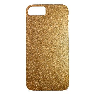 Yellow Gold Rush iPhone 7 Case