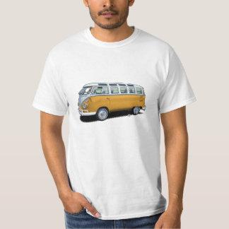 Yellow Goldenrod VeeDub Bus Transporter t-shirt