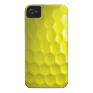 Yellow Golf Ball Iphone 4/4S Case-Mate Case