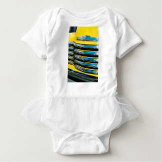 Yellow Grill Baby Bodysuit