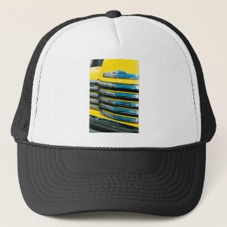 Yellow Grill Trucker Hat