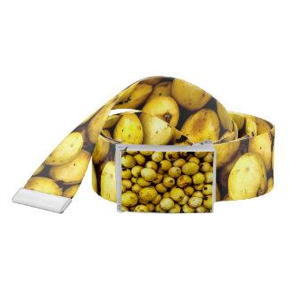Yellow Guava Belt