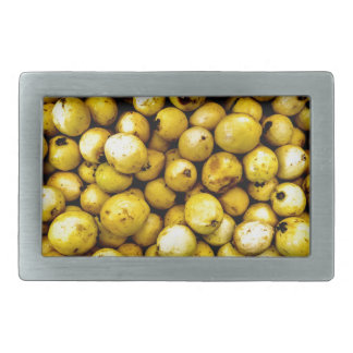 Yellow Guava Belt Buckles