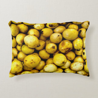 Yellow Guava Decorative Cushion
