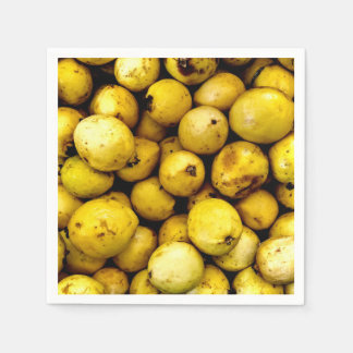 Yellow Guava Paper Napkins