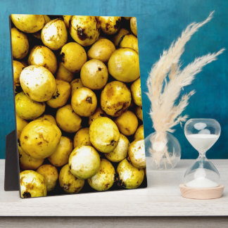 Yellow Guava Plaque