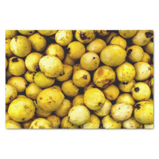 Yellow Guava Tissue Paper