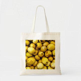 Yellow Guava Tote Bag