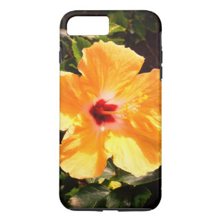 Yellow Hibiscus iPhone 8 Plus/7 Plus Case