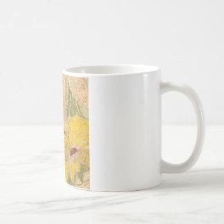 Yellow Hummingbird Coffee Mug