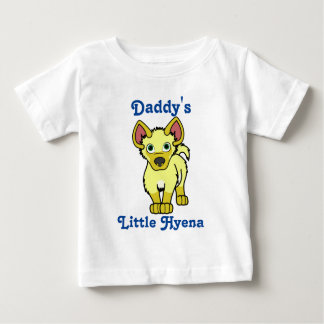 Yellow Hyena Cub Baby T-Shirt