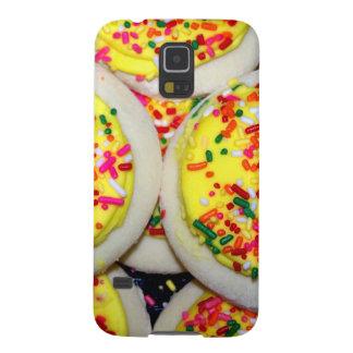 Yellow Iced Sugar Cookies w/Sprinkles Samsung Galaxy Nexus Cover