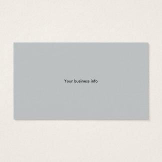 Yellow Iris Business Card