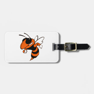 Yellow Jacket Luggage Tag