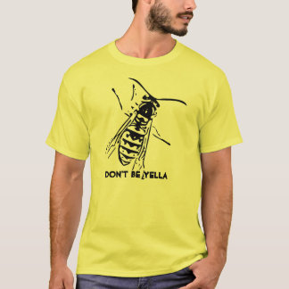 Yellow Jacket Wasp T-shirt