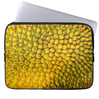 Yellow Jackfruit Laptop Sleeve