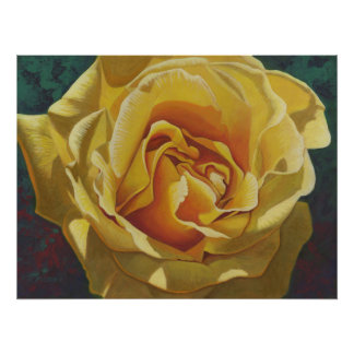 Yellow Jewel - Poster