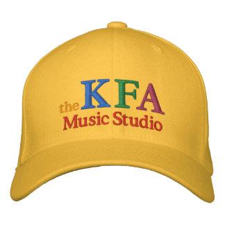 Yellow KFA Cap Baseball Cap