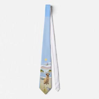 Yellow Lab #8 - Rowboat Tie