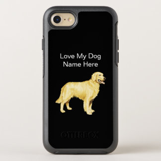 Yellow Lab Dog Breed OtterBox Symmetry iPhone 8/7 Case