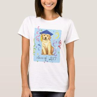 Yellow Lab Graduate T-Shirt