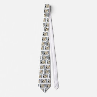 Yellow Lab  Necktie