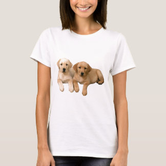 Yellow Lab puppies T-Shirt