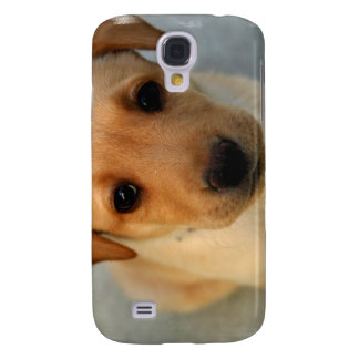 Yellow Lab Puppy iPhone 3G Case Samsung Galaxy S4 Cover