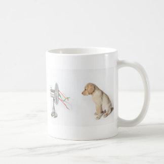 Yellow Lab Puppy Mug