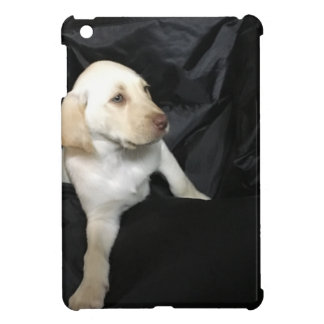 Yellow lab puppy Sadie iPad Mini Cover