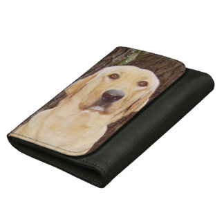 Yellow Lab Wallet