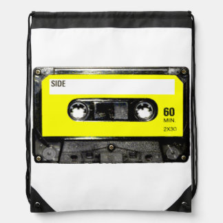 Yellow Label Cassette Backpack
