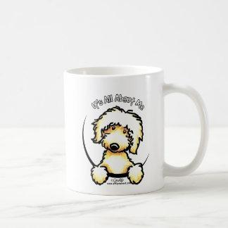 Yellow Labradoodle IAAM Coffee Mug