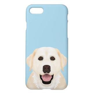 yellow labrador retriever cartoon iPhone 7 case