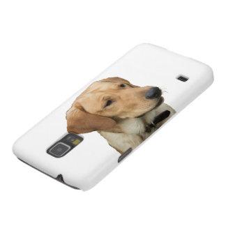 Yellow Labrador Retriever Cases For Galaxy S5