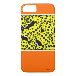 Yellow Ladybug iPhone 8/7 Case