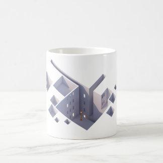 Yellow Lantern 01 Architecture Coffee Mug