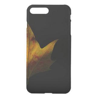 yellow leaf iPhone 8 plus/7 plus case