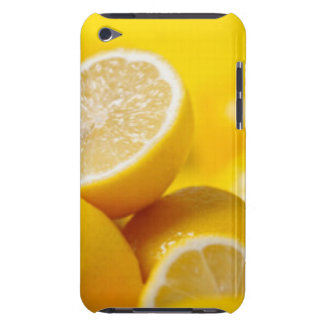 Yellow Lemons iPod Case-Mate Case