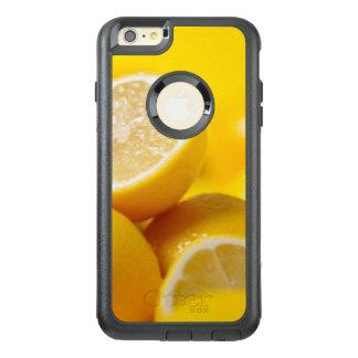 Yellow Lemons OtterBox iPhone 6/6s Plus Case
