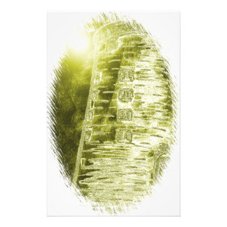 Yellow Lighthouse Stationery