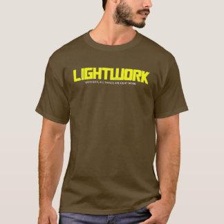 Yellow LightWork Christian tshirt | Activewear