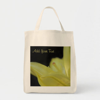 Yellow Lily by Shirley Taylor Tote Bag