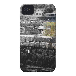 Yellow Lobster Pots iPhone 4 Covers